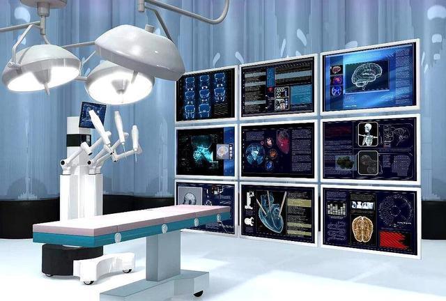 人工智能医疗团队
